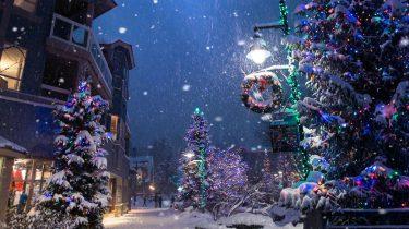 Kerstdrop Lapland