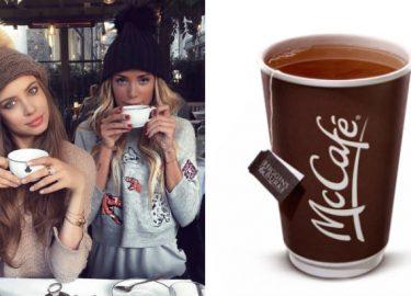mcdonald's high tea