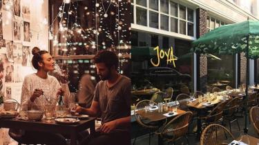 restaurant joya