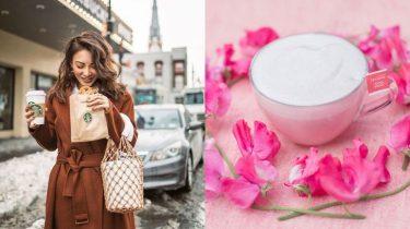 starbucks roze latte macchiato