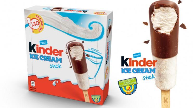 kinder bueno ijsjes