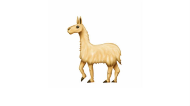 alpaca emoticon