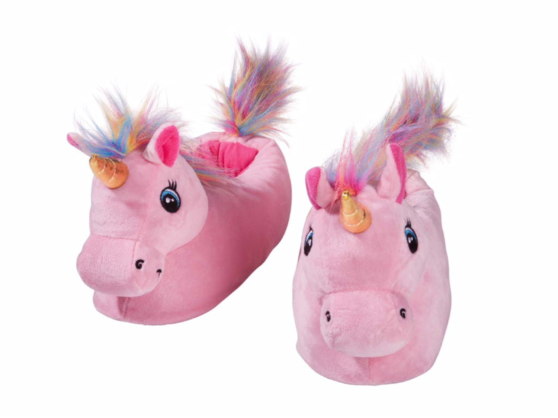 unicorn sloffen lidl
