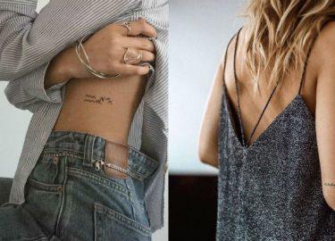 sterrenbeeld tatoeage