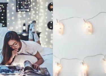 unicorn lampjes action
