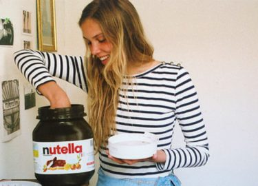 3 kilo nutella potten
