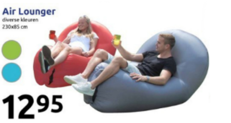 Lounger lidl air Lidl and