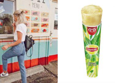 lipton green ice tea ijs