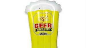 bier opblaasbed
