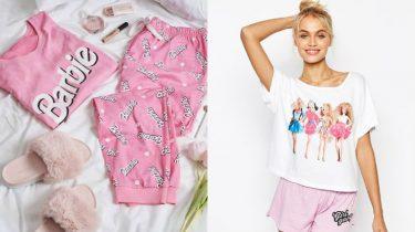 primark barbie pyjama's