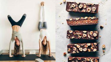 chocolade yoga