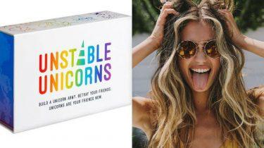 unicorn kaartspel