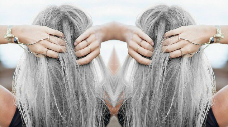 Nieuw Blond haar grijs verven? Dat kan jij prima zelf, dit is hoe het moet CJ-72