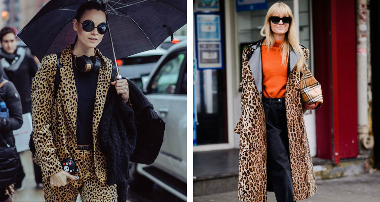 Geliefde De mooiste modetrends van het najaar van 2018 volgens de fashion weeks @EO23