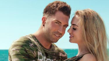 Niels en Rosanna relatie tempation island vips