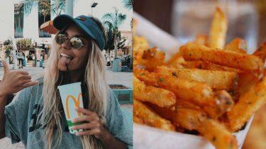 mcdonald's nederland gaat vanaf 19 juni zoete aardappel friet verkopen