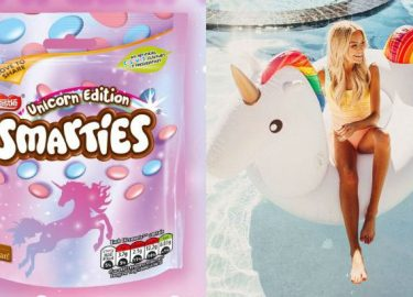 unicorn smarties