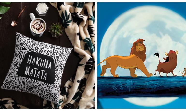 Hakuna matata: Primark brengt geniale Lion King collectie uit en die wil je écht hebben