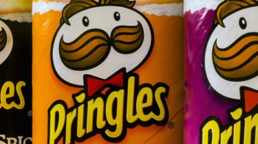 Pringles pyjama