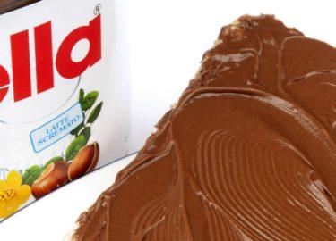 droombaan Nutella