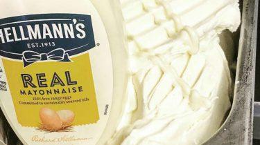 mayonaise ijs
