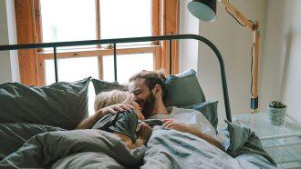 momenten in bed