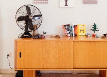 Een ventilator in de slaapkamer kun je beter achterwege laten in de ...