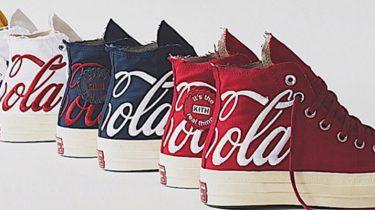 Coca-Cola Converse