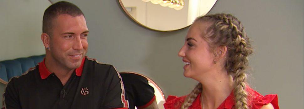 Niels en Rosanna kondigen trouwplannen aan