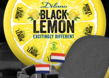 Black Lemon kaas zwarte kaas nederland