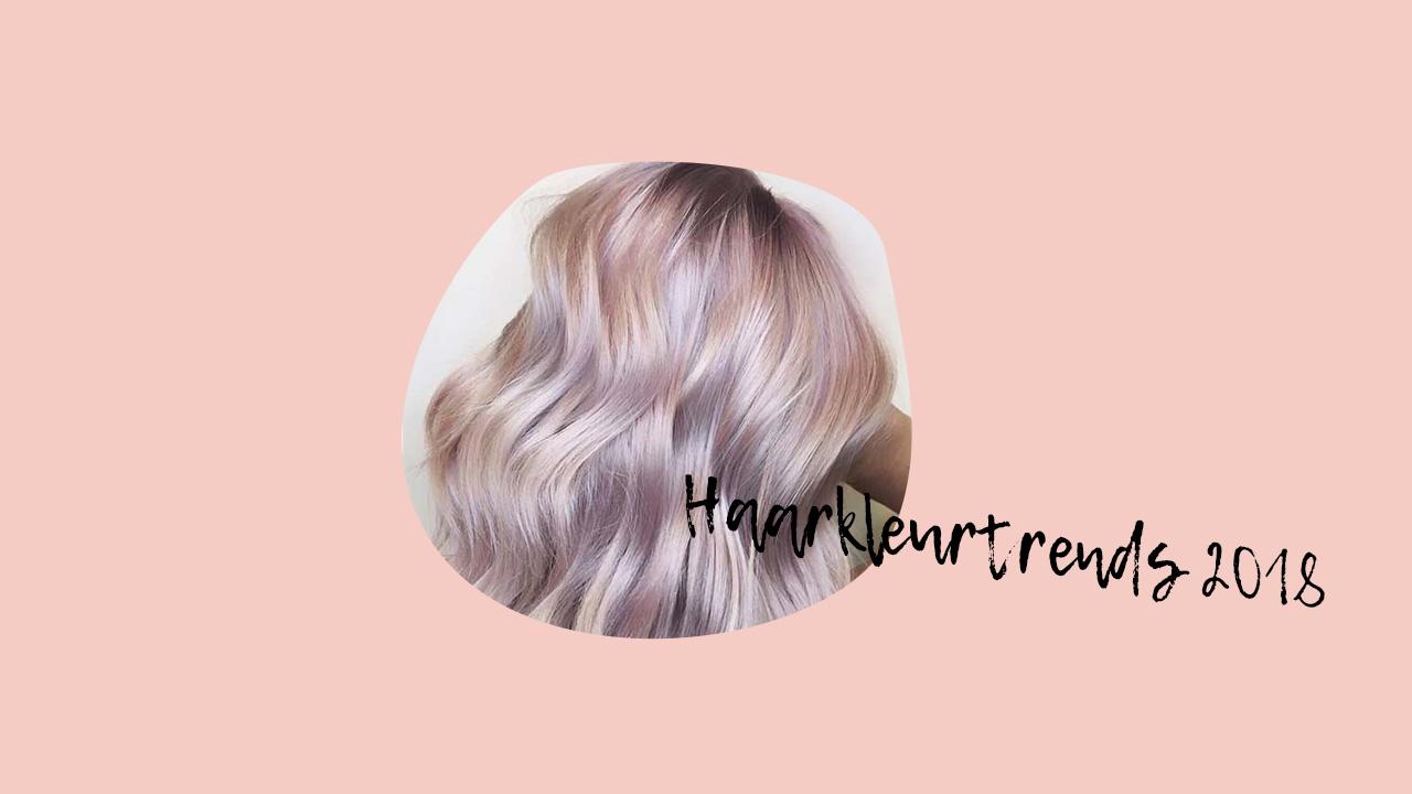 Uitgelezene Dit zijn de haarkleur trends voor het najaar 2018 volgens MB-81
