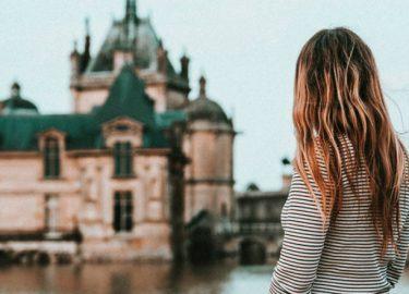 kasteel meisje