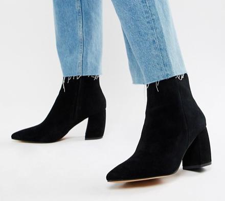 schoenen trends herfst winter 2018 cowboy hak