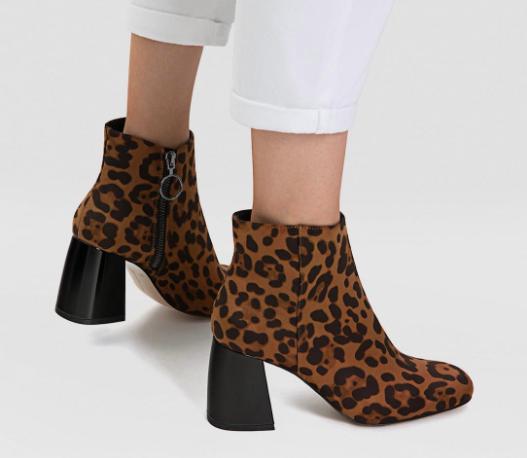 schoenen trends herfst winter 2018 dierenprint