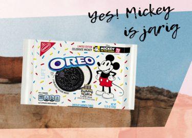 Mickey Mouse Oreo