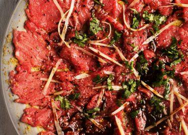 carpaccio gerechten