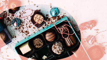 chocolade huisje boeken