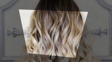 haartrend brunettes blondines