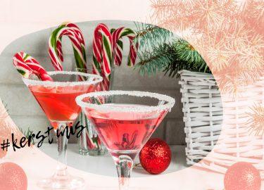 gin kerstballen