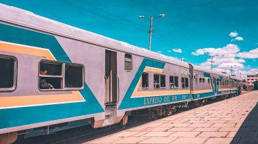 treinreis Amsterdam Berlijn
