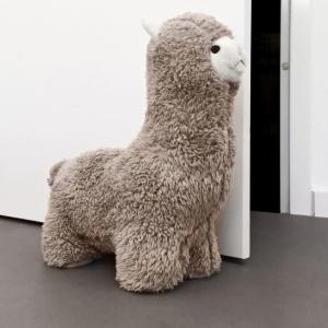 alpaca unicorn deurstopper kruidvat