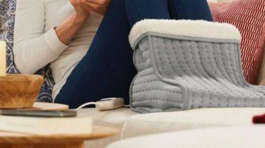 elektrische voetenwarmer kopen bij lidl