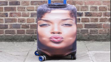 vriendinnen koffer
