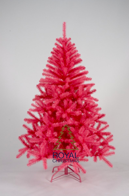 roze kerstboom kopen