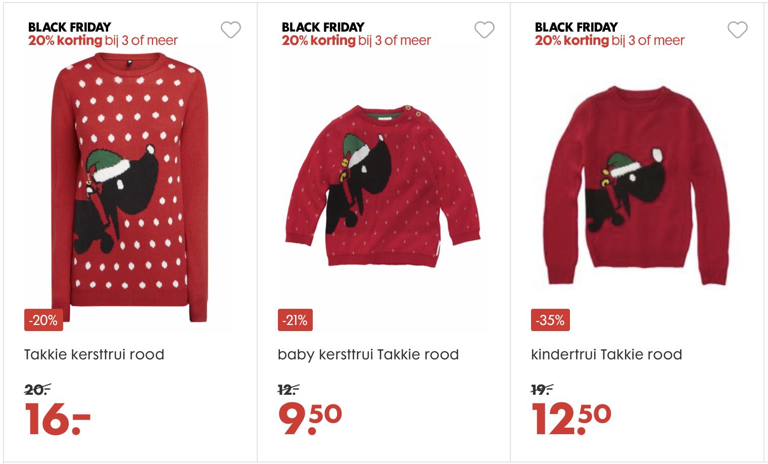 Kersttrui Hema.Hema Verkoopt Kersttruien Voor Je Hele Familie En Zelfs De Hond