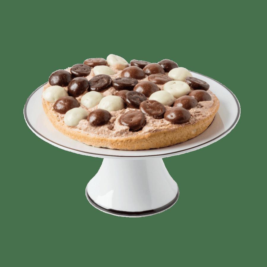 chocolade kruidnoten vlaai aldi