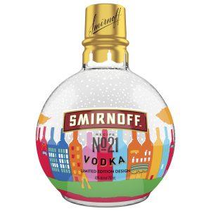 kerst kerstballen wodka