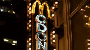 mcdonald's cadeaukalender acties