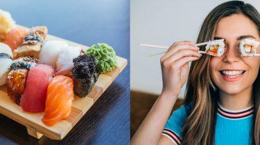 vegan sushi sashimi Groningen
