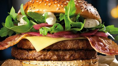 truffelburger mcdonalds Maestro Truffel Deluxe
